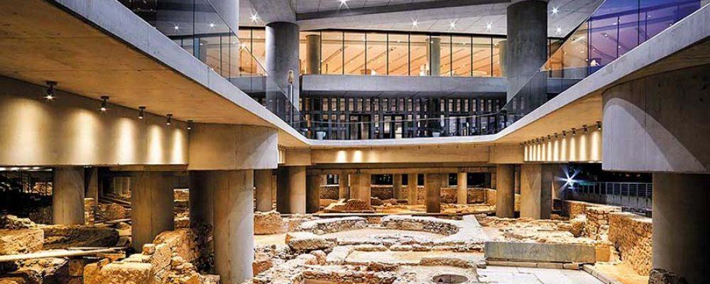 Acropolis Museum, Virtual Tour