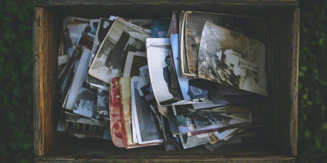 Dementia Memory Box Activity