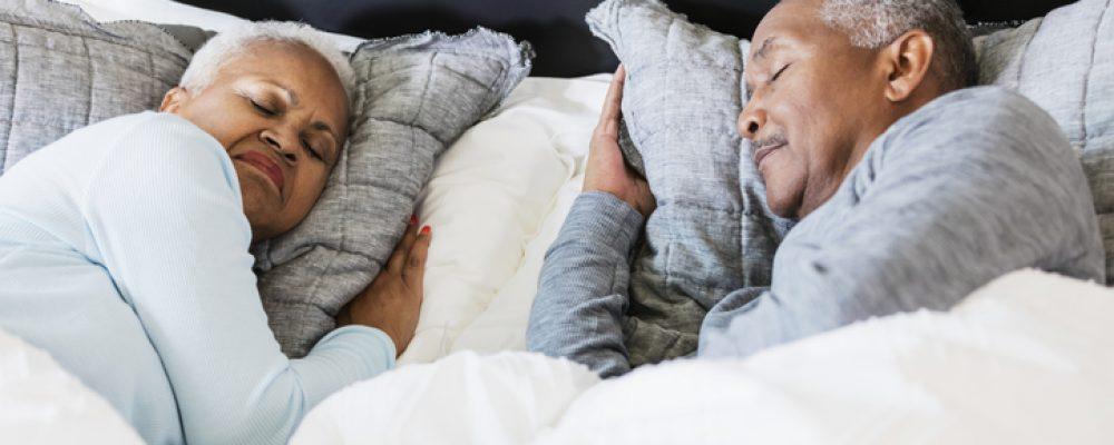 Good Sleep Habits as We Age