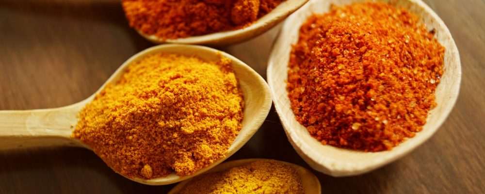 In the Kitchen: Spices That Are Good for Your Health