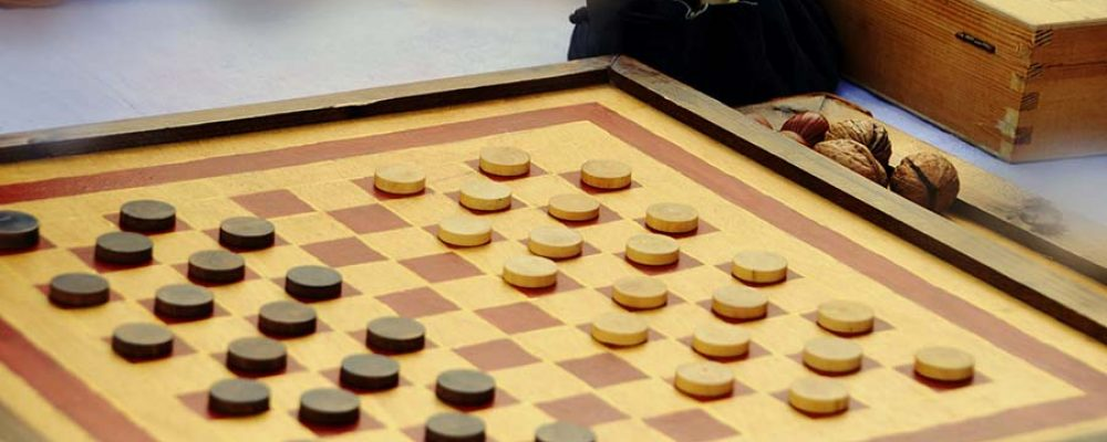 Games for the Brain – Checkers