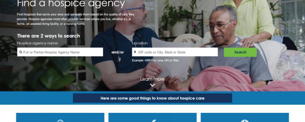 Medicare – Hospice Compare