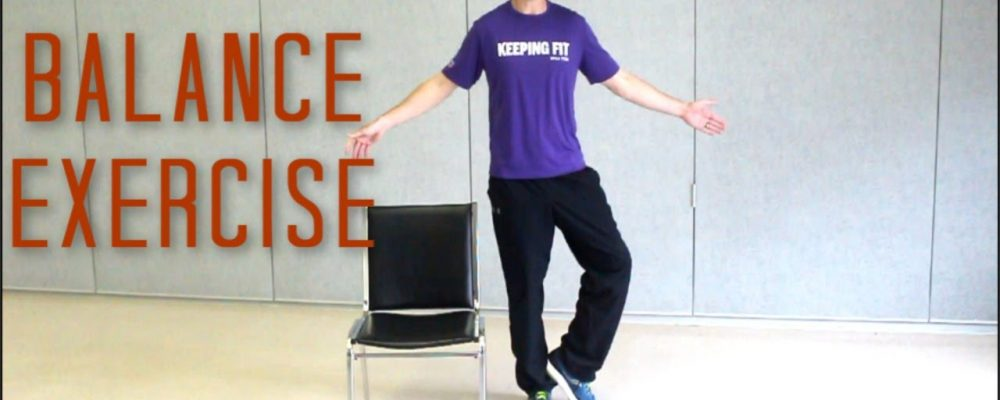 At Home Senior Fitness with Steve Bottrill