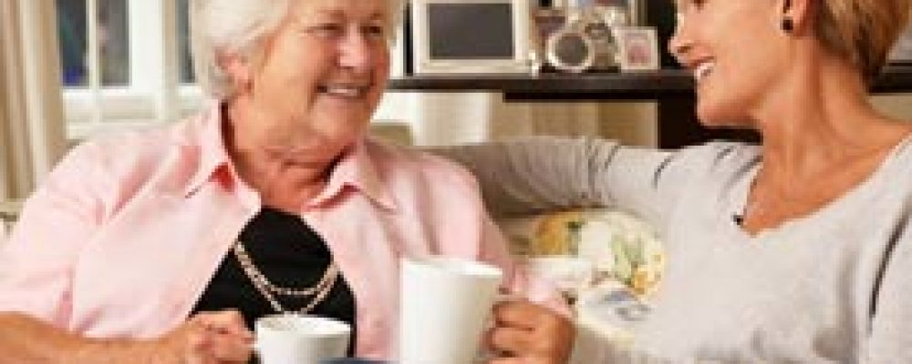 Senior Living: Starting the Conversation with Your Loved One