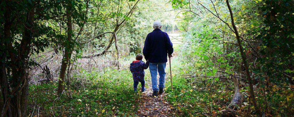 Activities Grandparents and Grandchildren Can Do Together During COVID-19
