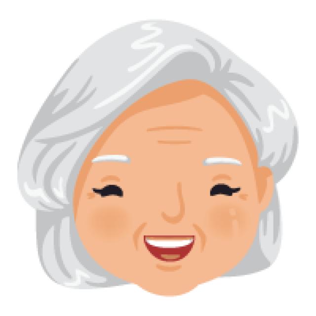 Denise, Senior who lives at home with her husband, Torrance