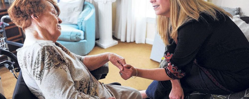 How to Talk to Your Parents About Hiring a Caregiver