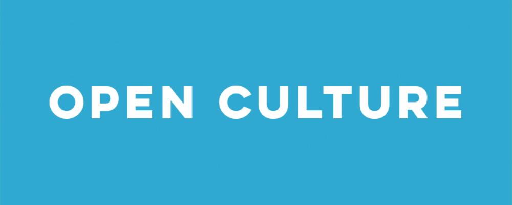 Open Culture Audio Books